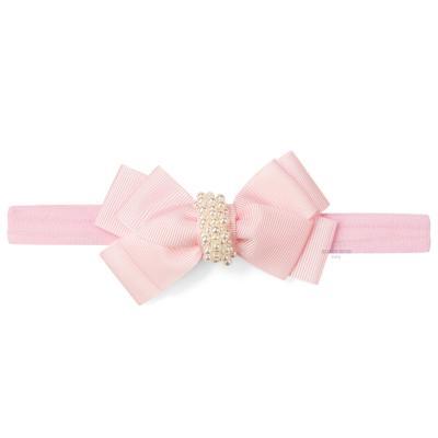 faixa-de-cabelo-com-laco-e-perolas-rosa-bebe