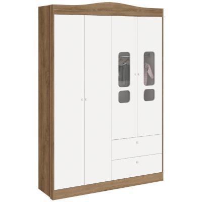 roupeiro-danny-4-portas-reller-branco-fosco-mezzo