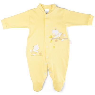 macacao-longo-ursinhos-amarelo