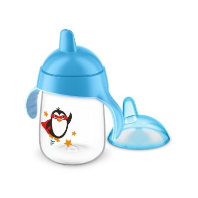 copo-pinguim-avent-340ml-18m-azul