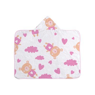 toalha-de-banho-com-capuz-incomfral-rosa-ursinhos