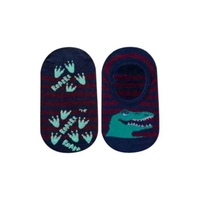 meia-sapatilha-play-socks-antiderrapante-dinossauro