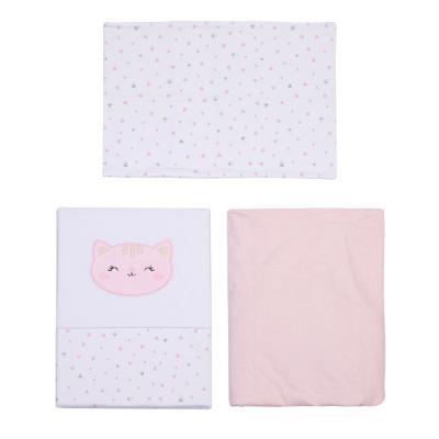 jogo-de-lencol-para-berco-3-pecas-mami-bichuus-rosa