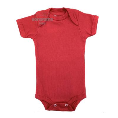 body-manga-curta-malha-canelada-1-ao-3-vermelho