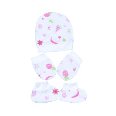 kit-touca-luva-e-sapatinho-de-suedine-para-recem-nascido-branco-frutinhas