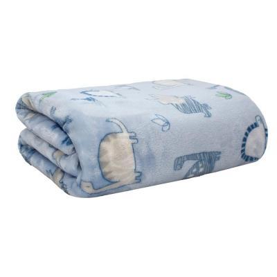 cobertor-microfibra-antialergico-azul-dinossauro