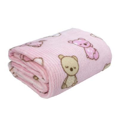 cobertor-microfibra-antialergico-rosa-urso-listra