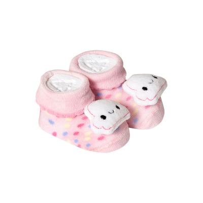 meia-divertida-para-recem-nascido-nuvem-rosa